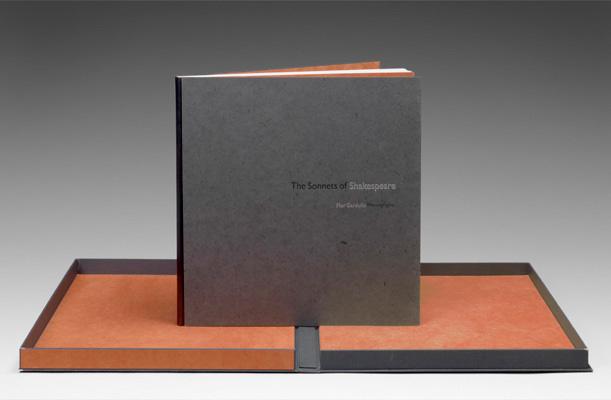 Bound book and case, Sarah Creighton