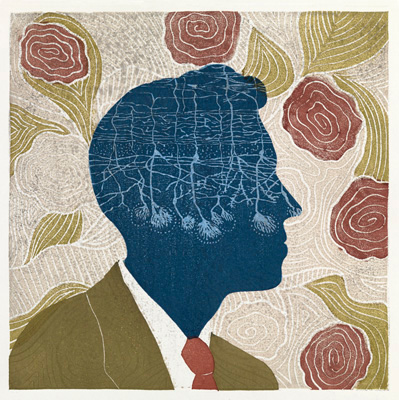 Print, Annie Bissett