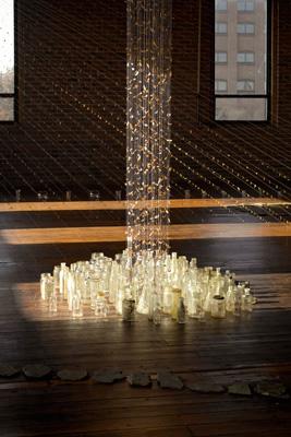 Installation, Karen Dolmanisth