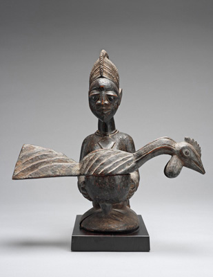 African sculpture, Mead Art Museum